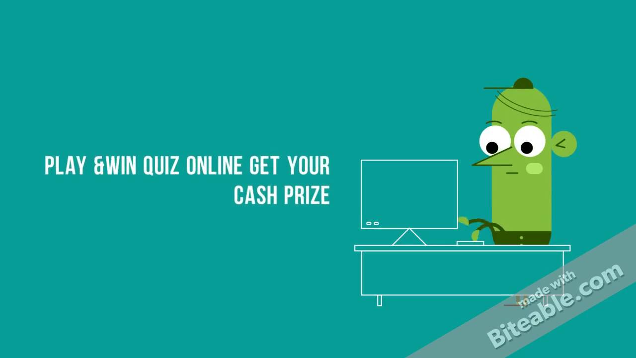 Play Online Quiz For Earn Free Cash Prize