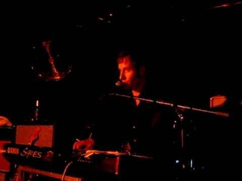 Wayne Jackson live@Magnet ... Schleimbeutel