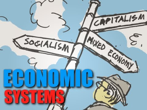 Topic 3 -- Economic Systems