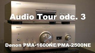 Więcej mocy! 2 wzmacniacze Denon w Q21 czyli Audio Tour 3.