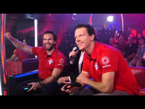 Challenge hockey RDS EA Sports - Épisode 13 : équipe Desharnais (extrait)