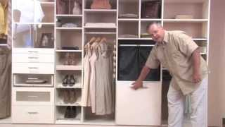 Laundry Bags And Hampers For Closet Systems