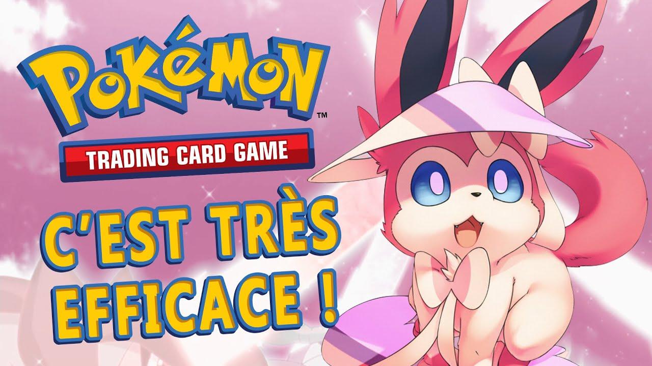 Pokemon tcgo les synergies du deck f e cartes pokemon youtube - Carte pokemon fee ...