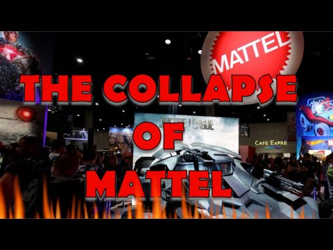 The death of TOYS R US leads to the collapse of MATTEL.