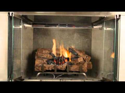 Tech Video: Vent-Free Outdoor Fireplace Setup - YouTube