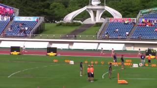 女子 4×400m 予選1組 順位 記録 選手 所属 地区 1 3:49.06 (0.193) Q サ...