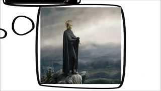 Quenta Silmarillion, Cap. I (Las Grandes Lámparas y Los Árboles de la Luz)
