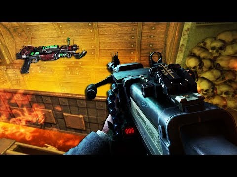 'MOB OF THE DEAD' PACK A PUNCH ALL GUNS OR I RESET MY RANK (Black Ops 2 Zombies)