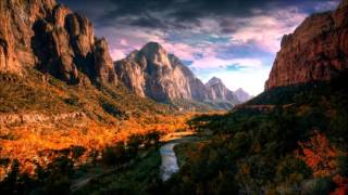 Ambient Fraggle - In The Valleys (Psybient / Ambient / Psychill Mix)