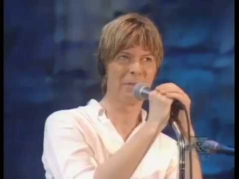 David Bowie – Let's Dance - A&E Live By Request 2002
