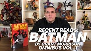 Recent Reads: BATMAN by Grant Morrison Omnibus Vol. 1