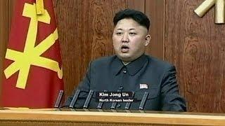 Kim Jong Un : discours musclé pour la nouvelle année