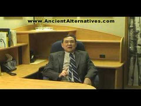 Ancient Alternatives: Meridians as used in TCM