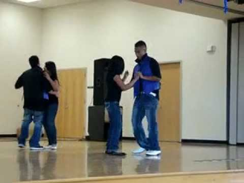 Central Wilkes Middle School Bachata Dance