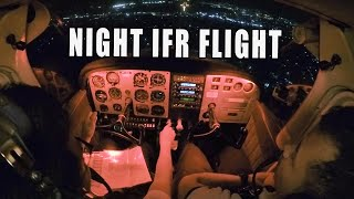 First Time Night Flight - Clark Pampanga, PH