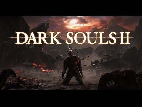 Первый взгляд - Dark Souls 2 PC [Плавнее и красивее]