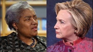 "Donna Brazile On ""Unethical"" Clinton/DNC Agreement"