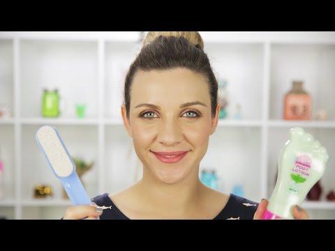 Ayak Bakımı - Kozmetik Ürünler Ve Doğal Yöntemlerle
