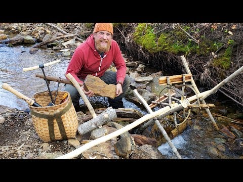 Bushcraft Waterwheel Power Head (87 Days Ep. 29)