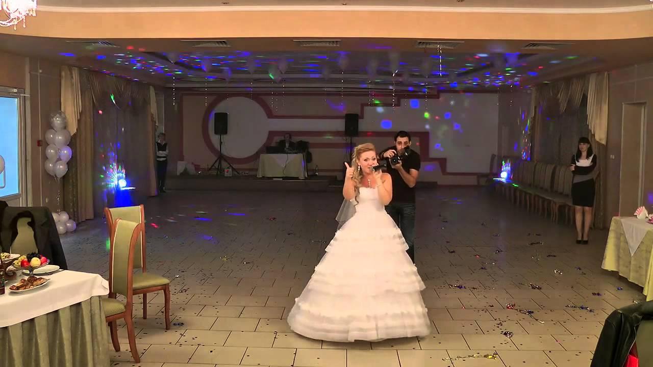 Свадебные поздравления невесты жениху клипы
