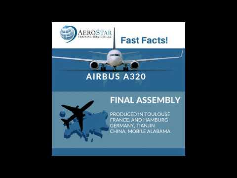 AeroStar A320 Fast Facts