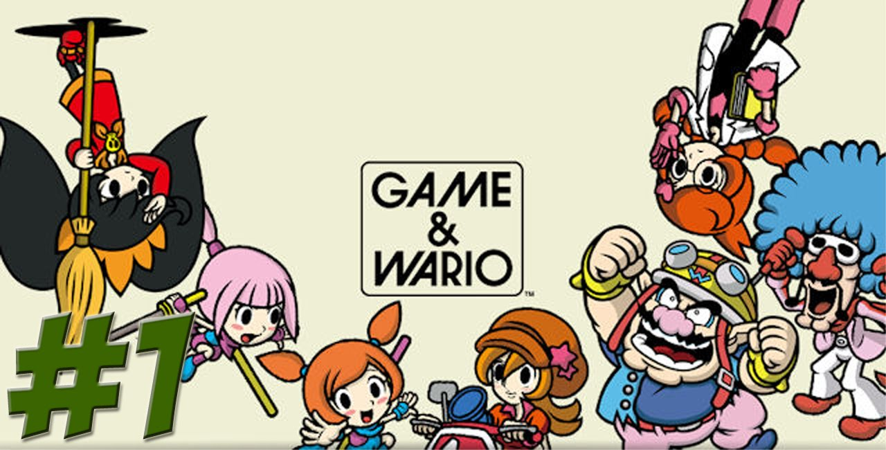 Game And Wario Islands