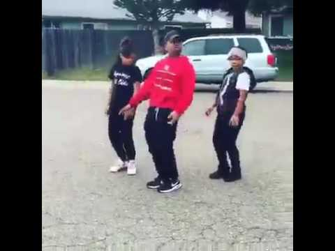 "Kids Dancing To ""Cut It"""
