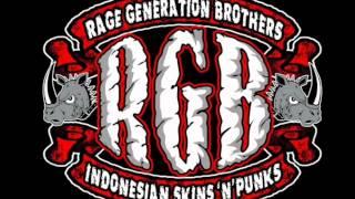 Rage Generation Brothers - Skins