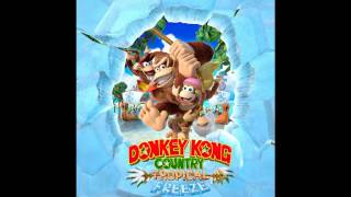 Donkey Kong Country: Tropical Freeze Soundtrack - Homecoming Hijinx ~ Snowmads' Island Theme