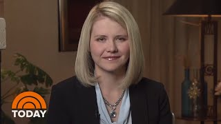 Kidnap Survivor Elizabeth Smart On Jayme Closs' Road To Recovery   TODAY