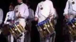 """Concert Tambours BGHA """"Le réveil au bivouac"""" Tradition"""