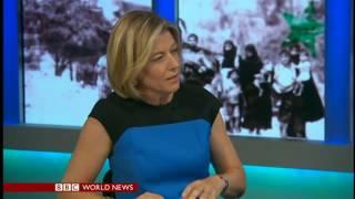 Michel Gabaudan discusses humanitarian crisis in Aleppo on BBC World News America