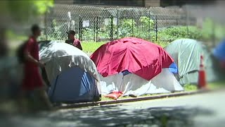 Growing number of homeless encampments in Denver alarming to neighbors, schools and families