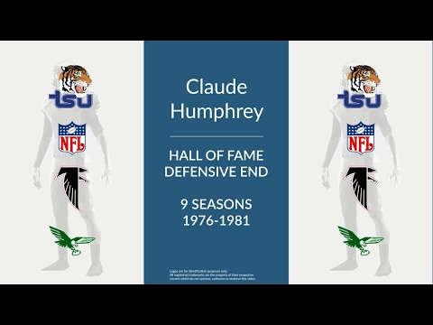 Claude Humphrey: Hall of Fame Football Defensive End