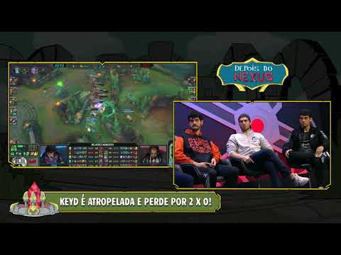 Red Corinthians x Vivo Keyd - Depois do Nexus (26/02/2018)