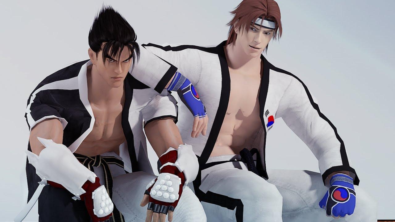 When Tekken Characters Invade DOA #Shorts