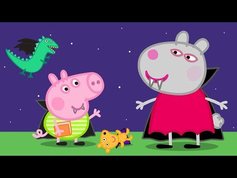 Peppa Pig Official Channel 🧛♀️ Vampire Suzy Sheep 🧛♂️ Halloween Special 🎃