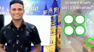 NÚMEROS DE SUERTE HASTA 25 junio