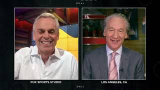 Colin Cowherd on Covid-19 in Sports | Real Time with Bill Maher (HBO)