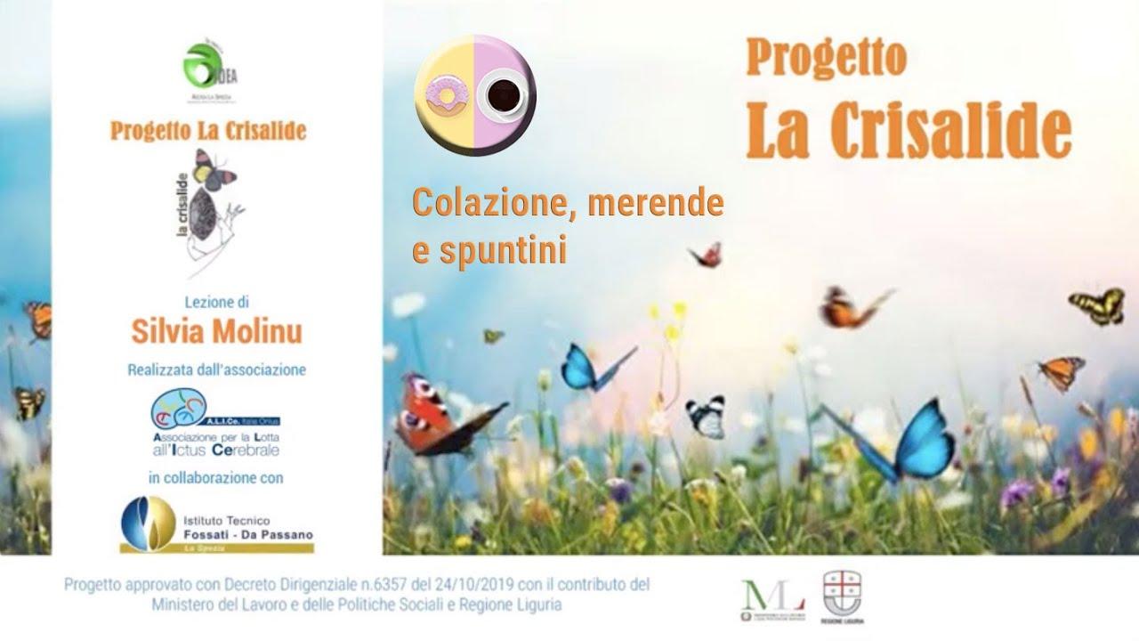 Colazione, merende e spuntini _Silvia Molinu