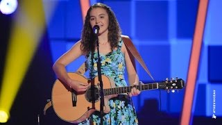 Martha Sings Mountain Sound | The Voice Kids Australia 2014