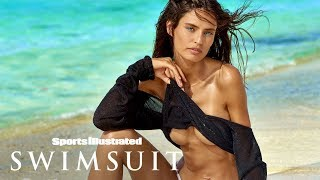 Bianca Balti Gives You A Peak At Her Paradise In Aruba | Intimates | Sports Illustrated Swimsuit