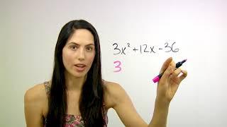 Factoring Quadratics... How? (NancyPi)