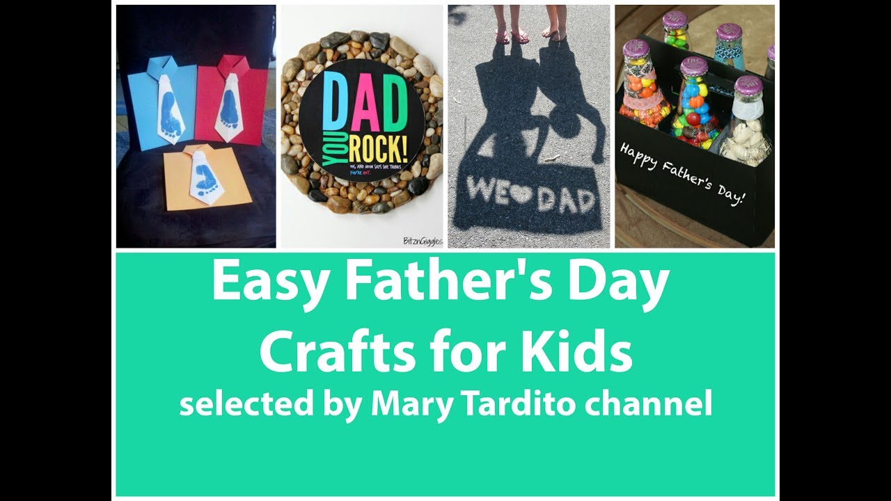 Easy Father S Day Crafts For Kids 50 Best Ideas Of Fathers Day