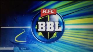 stuart broad vs brad hodge bbl 2016 17 match 14
