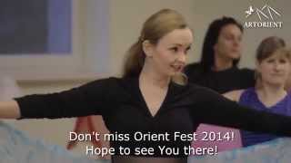 An invitation for Oriental Fest 2014- Bucarest, Romania! Thumbnail