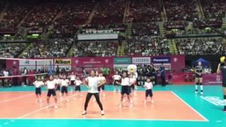 FIVB 世界女排大獎賽2015《馬鞍山靈糧小學》