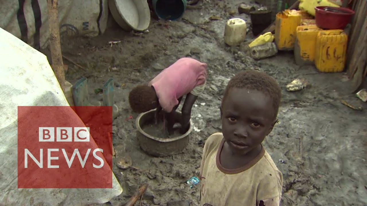 South Sudan food crisis - in 60 seconds