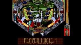 Hyper 3D Pinball - Table 5/6 - Myst & Majik -