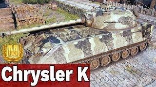 CZY TEN CZOŁG DALEJ JEST GROŹNY? - Chrysler K - World of Tanks